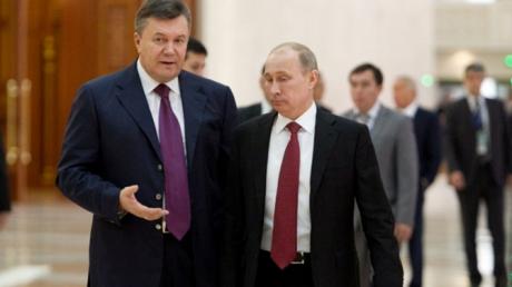 Путин не сдаст Януковича: беглый экс-президент Украины является его подельником в деле аннексии Крыма и оккупации Донбасса, - Геращенко