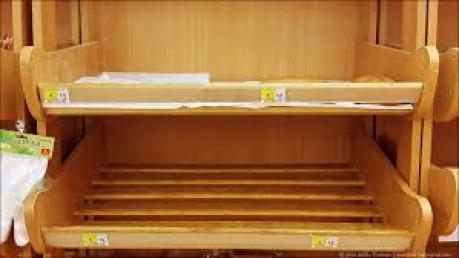В магазинах Крыма снята с реализации молочная продукция из стран ЕС
