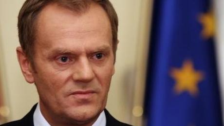 Туск 23 февраля начнет консультации в ЕС о расширении антироссийских санкций