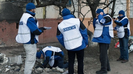 Наблюдатели ОБСЕ заявили о гуманитарной катастрофе в Дебальцево