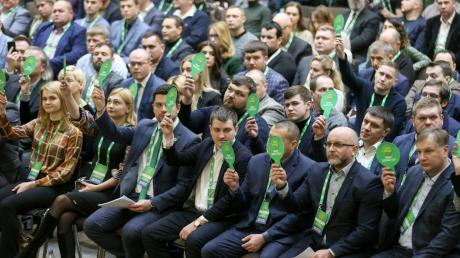 Выборы, Слуга народа, Партии, Рейтинг, Корниенко.