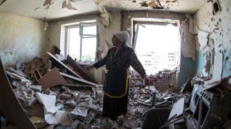 Сводка разрушений Донецка, Макеевки и Авдеевки 15 февраля