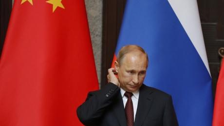 Россия, Путин, оппозиция, политика, общество, Китай, война в Сирии, Пекин