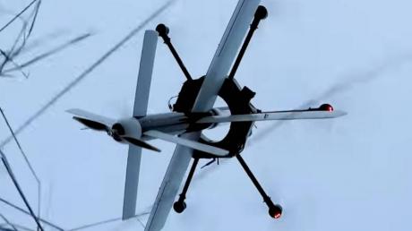 "Украина успешно испытала дрон-камикадзе ""ST-35 Гром"" – разнесет технику оккупантов на Донбассе"