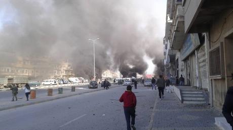 Масштабный двойной теракт в Сирии: ужасные подробности с места взрывов