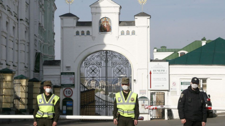 В Киево-Печерской Лавре рассказали о третьем летальном случае от коронавируса