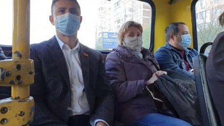 николай тищенко, киев, слуга народа, маршрутка, смотреть видео, украина