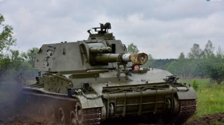 """Враг, трепещи! В Украине успешно завершились испытания самоходных установок """"Акация"""" и """"Гвоздика"""" - опубликованы кадры"""