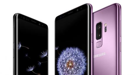 Самсунг, новинка, смартфон, Galaxy S9/S9+, технологии