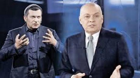 Военные преступники Киселев и Соловьев: путинские пропагандисты должны получить огромный тюремный срок за наглое вранье об Украине и разжигании войны на Донбассе - Троицкий