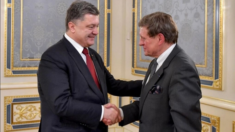 Украина, Порошенко, Гройсман, Бальцерович, Миклош, Ес, политика, общество, Администрация президента