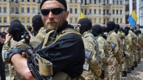 """Полк """"Азов"""" занял Широкино. Под Мариуполем идут широкомасштабные бои"""