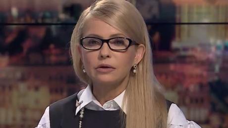 Гонтарева: Тимошенко, которая собирает вкладчиков обанкротившихся банков на митинги, откровенно обманывает украинцев