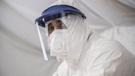 испания, коронавирус, пандемия, COVID-19