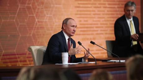 Путин готовится править вечно и заявил об изменении Конституции России