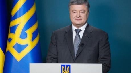 петр порошенко, газ, россия, политика, война