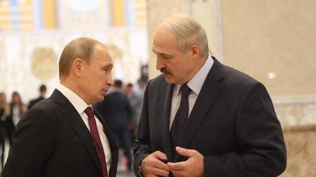 Лукашенко и Путин провели встречу тет-а-тет