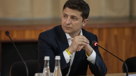 Зеленский, Ровно, NewsOne, телеканал, ресурс