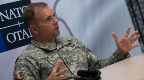 Генерал НАТО чувствует себя идиотом из-за слов о Мариуполе на Черном море