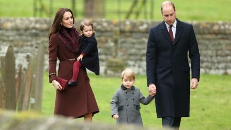 Принц Уильям и герцогиня Кейт Миддлтон ждут третьего ребенка