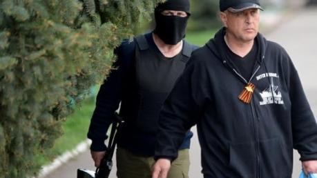 Как армия без опознавательных знаков захватывала Славянск – рассказ очевидца