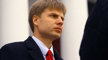 МВД РФ: во время нахождения в участке у депутата Гончаренко не было претензий