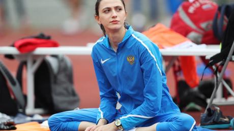 Российская чемпионка мира полегкой атлетике Ласицкене открыто признала использование допинга вРоссии