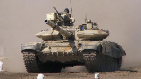 Россия и Асад потеряли 14 танков и 7 гаубиц: повстанцы пошли в атаку в Идлибе и подбили еще один Т-90 - видео
