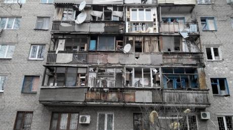 Хроника боевых действий в Донецке 07.02.2015 и главные события дня
