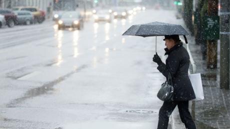 Погода в Украине резко изменится: синоптики предупредили о первом снеге