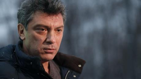 Прямая онлайн видео-трансляция с места убийства Бориса Немцова