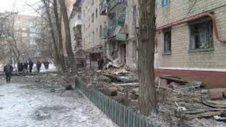 В результате артобстрела Горловки погибли дети, - мэрия