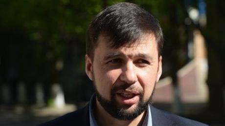 Пушилин: В Донбассе должен быть миротворческий контингент РФ и демилитаризованная зона