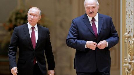 """""""Это не пощечина Путину, а просто удар в нос"""", - Попков о задержании """"вагнеровцев"""" и поступке Лукашенко"""