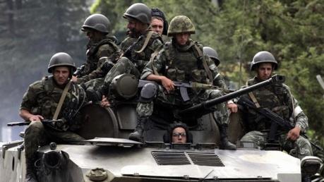 Российские войска на Донбассе находятся в боевой готовности - разведка