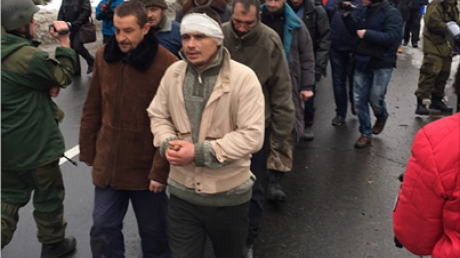 Рубан: в ДНР обещают не пытать пленных «киборгов» и оказать медицинскую помощь