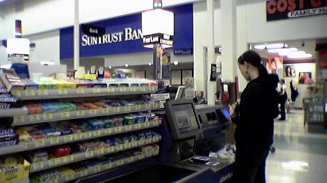 сша, скандал, супермаркет, плевала, происшествия