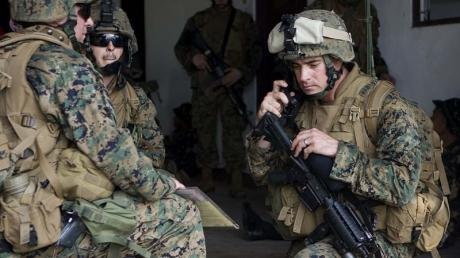 СМИ: В марте Пентагон приступит к обучению бойцов нацгвардии Украины