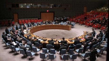 Совбез ООН единогласно принял предложенную Россией резолюцию по Украине