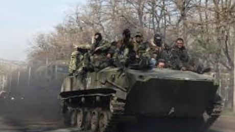 СНБО: Боевики готовятся наступать на Мариупольском и Дебальцевском направлениях