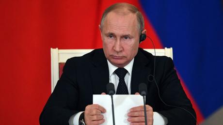 Новости политики, Новости России, Владимир Путин, пресс-конференция
