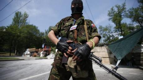 """Донецк напуган: """"По всему городу усиленные патрули с неведомыми шевронами, что-то начинается"""""""