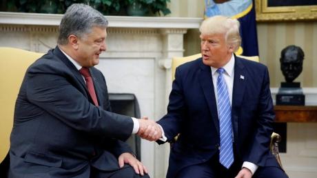 Порошенко, Трамп, Путин, Северный поток, Брюссель, НАТО, встреча