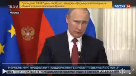"""""""Все планы рухнули"""", - Путин признал тяжелый удар США по """"Северному потоку - 2"""": видео"""