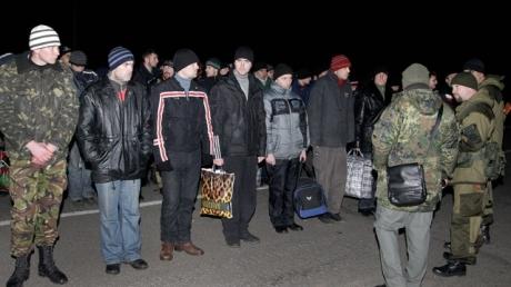 ДНР: на очередной обмен пленными уже внесены более 100 украинских бойцов