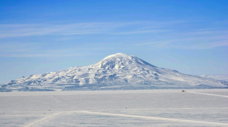 В 10 раз мощнее Йелоустона: в Антарктиде найден новый супермощный вулкан