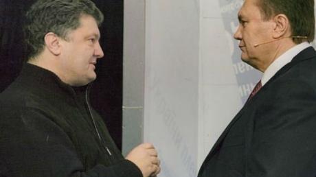 Порошенко: ждем Януковича с нетерпением