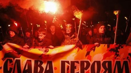 киев, упа, марш, общество, украина