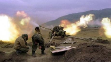 За сутки боевики 10 раз обстреляли позиции ВСУ в Луганской области, - МВД