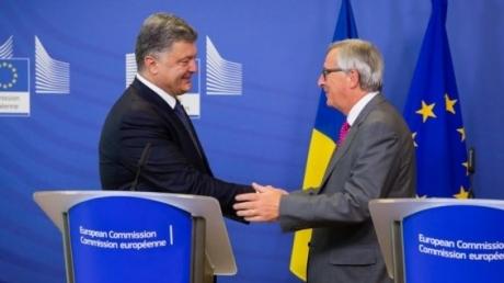 Еврокомиссия в апреле сделает предложение по безвизовому режиму с Украиной – Юнкер